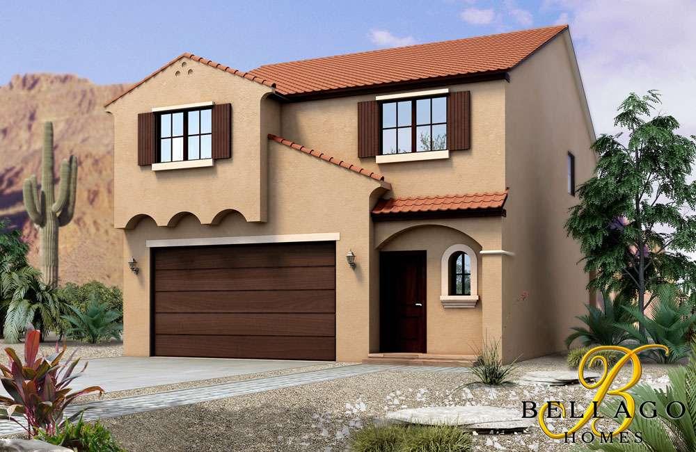 Seville C Bellago Homes