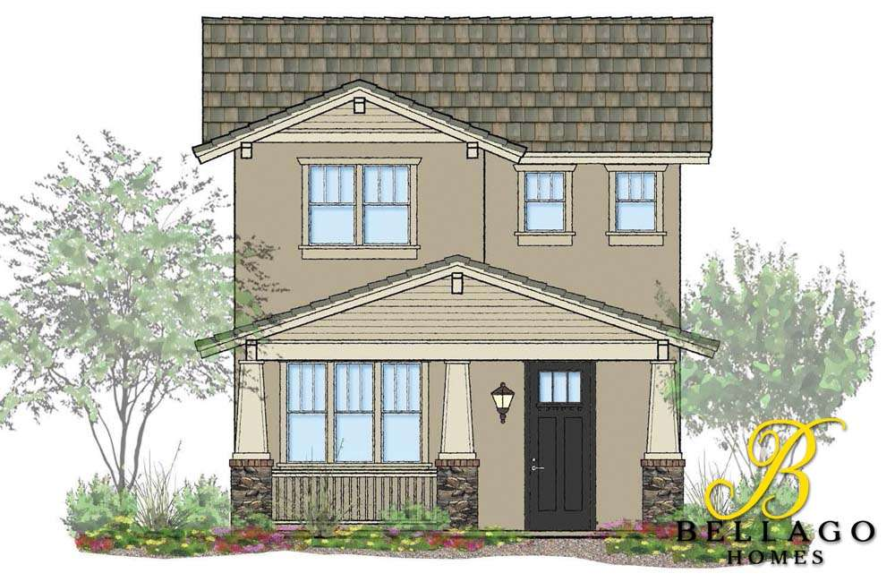 Bellago Monterey Home Plan