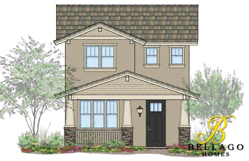 Bellago Monterey Home Plan