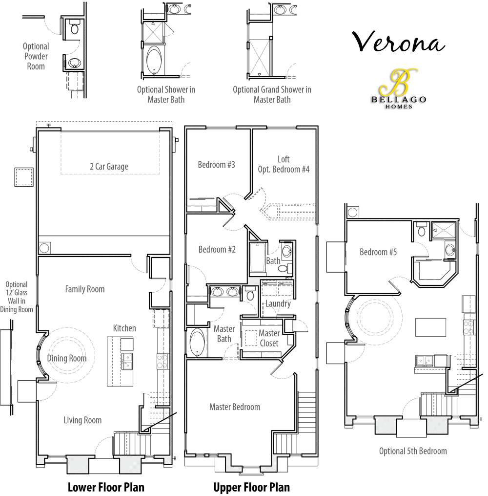 New Phoenix Home Floor Plan