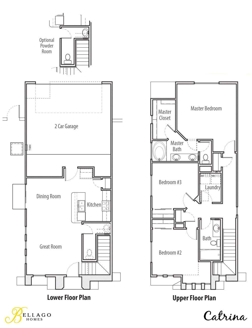 Catrina Floor Plan