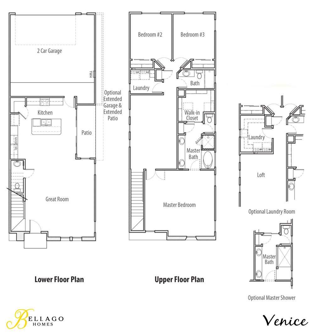2124 Venice Floor Plan